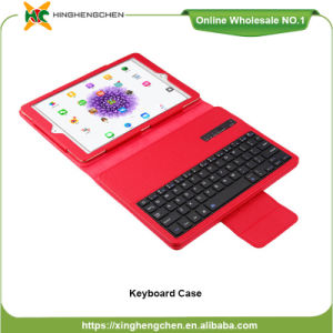 Bluetooth Keyboard Case for iPad Tablet Leather Case pictures & photos