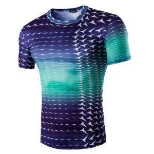 Honorapparel Newest Upgrade Customized Logo Printing No Color Limit Fashion Short Sleeve Running Shirt