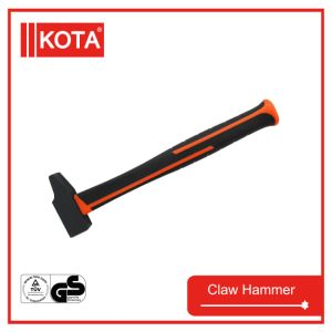 Machinist Hammer French Type with Fiberglass Handle