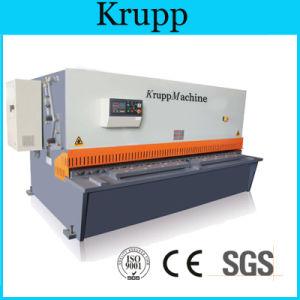 8X4000mm Metal Sheet Cutting Machine