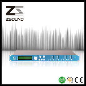 Zsound M44 Professional Audio Digital Signal Speaker Processor with 4in 4out pictures & photos