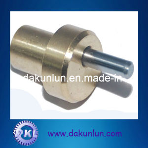 Custom Precision Massager Eccentric Motor Shaft