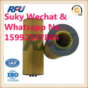 Hengst Oil Filter Auto Parts for Truck Used in Man (51.055.040.107) pictures & photos