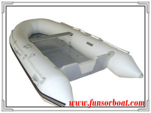 Inflatable Boat with Aluminum Floor (FWS-A230) pictures & photos