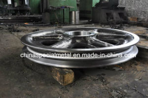 Rope Pulley Made of Casting Steel G42crmo4