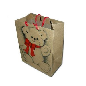 Kraft Paper Packaging Bag Printing pictures & photos