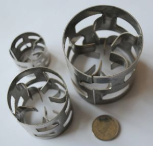 Metal Random Packing in Column Tower pictures & photos
