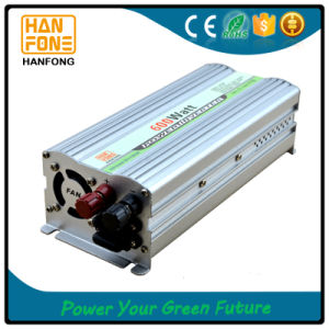 12V DC to 220V AC Power Inverter for Sale (SIA600) pictures & photos