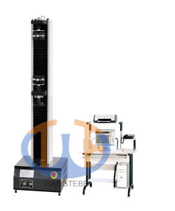 China Best Quality Universal Testing Machine Used Leather Tensile Test pictures & photos