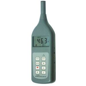 Sound Level Meter (SL 5868P) pictures & photos