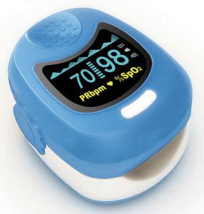 Cms 50qb Color Fingertip Pulse Oximeter for Child pictures & photos