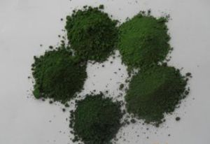 Factory Price of Chrome Oxide Green for Pigment pictures & photos