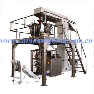Vertical Form Fill Seal Machine pictures & photos