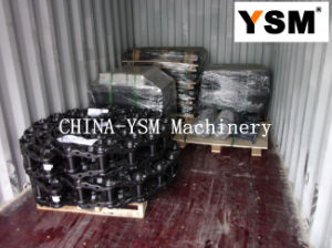 PC300-5/6, PC300-7, PC350, Track Chain for Excavator Parts Kobelco Komatsu pictures & photos