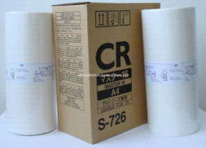Compatible Cr/Tr Duplicator Master ((A4/B4)) for Use in Riso Duplicator pictures & photos