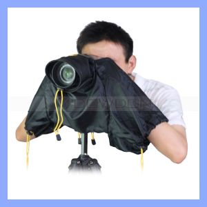 Waterproof TPU + Nylon Raincoat for Camera SLR/DSLR Cover pictures & photos