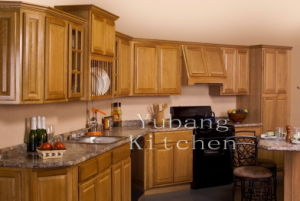 Wholesale Solid Wood Kitchen Cabinet and Home Furniture#212 pictures & photos