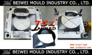Injection Plastic Auto Radiator Fan Shroud Mould (mould-54) pictures & photos