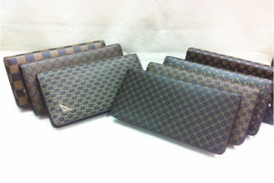 Long Style Leather Wallet/Men Wallet Wholesale pictures & photos
