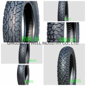 Bywell Motorcycle Tires with Best Quality and Competitive Price (TVS and DUNLOP technology)