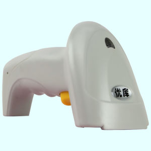 Yk-930 Mini Handheld Laser Barcode Scanner with Single-Line pictures & photos
