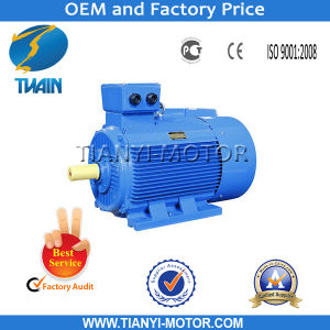 Cheap at The Price Three Phase Induction Motor 20HP pictures & photos