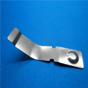 Precision Stamping Contacts Metal Sheet Fabrication pictures & photos