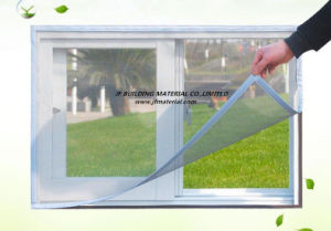 Hook & Loop DIY Anti-Insect Window Screen pictures & photos