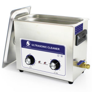 6liter Ultrasound Cleaner for Electronic Instruments Clean with Heater pictures & photos