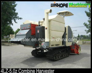 360 Degree  Rice  Unloading  Uuger Rice Harvester with Big Tank pictures & photos
