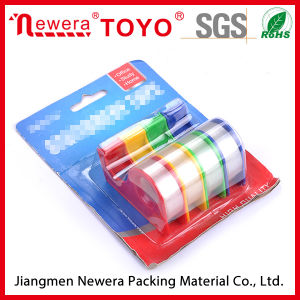 OPP Transparent Stationery Tape for Office Supply pictures & photos