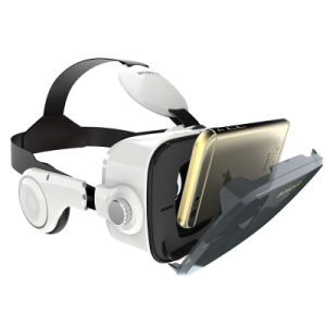 Newest Bobo Vr Glasses Virtual Reality 3D Glasses with Headphone Z4 pictures & photos