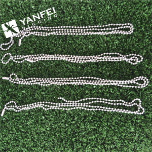 Stainless Steel 304 316 Ball Chain pictures & photos