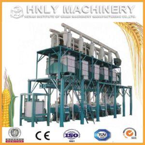 Automatic Corn Flour Production Line /Maize Flour Mill pictures & photos