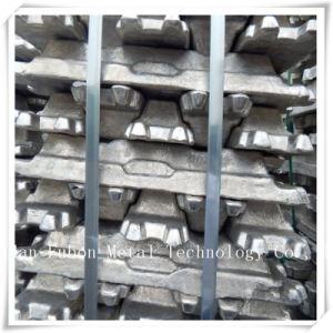 Aluminum Ingot 99.9% From Chinese Factory pictures & photos