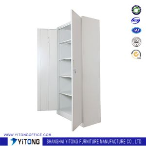 Yitong 2-Door Metal Storage Cabinet / Office Use Steel File Cabinet pictures & photos