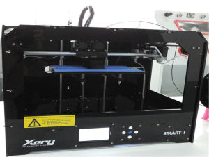 ABS/PLA Plate Type and Semi-Automatic Automatic Grade 3D Printer