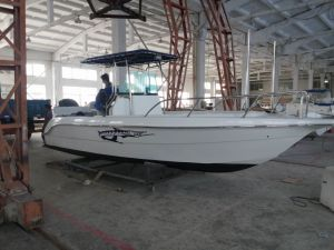 FRP Fishing Boat