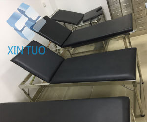 Luxurious Adjustable Medical Surgical Instrument Examination Table Couch pictures & photos