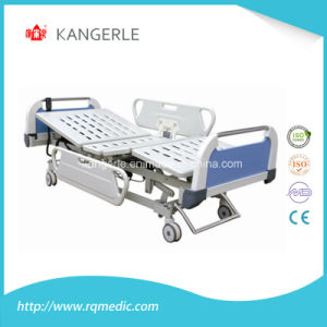 ISO/CE Multi-Function Electric Hospital Bed Linak Motor pictures & photos