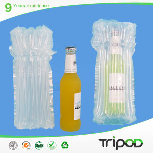 Shockproof Cushioning Packing Bag for Glass Bottle
