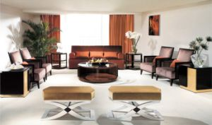 Hospitality Sofa/Hotel Living Room Sofa/Modern Sofa for Hotel (GL-005) pictures & photos