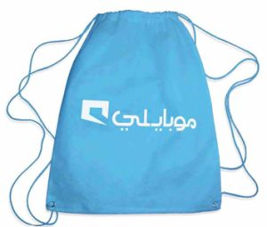 Promotion Gift for Drawstring Backpack Gym Sports Bag OS13012 pictures & photos