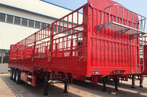 13 Meters Lightweight Column Semi Trailer Truck pictures & photos