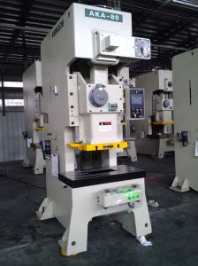 Kemade Power Press with PLC, Hyraulic Overload Protector, Wet or Dry Clutch