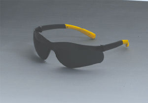Safety Glasses for Working (JK12006-Yellow+Black) pictures & photos