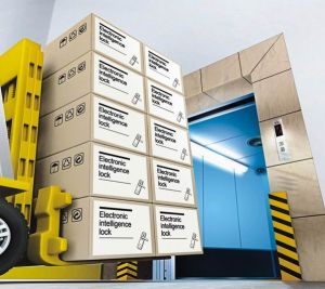 IFE Machine Roomless Freight Elevator (ACAR01)
