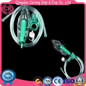 Disposable Medical Oxygen Mask with Tube pictures & photos