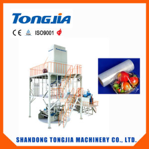 PE and PP 3~5 Layer Co-Extrusion Film Blowing Machine pictures & photos