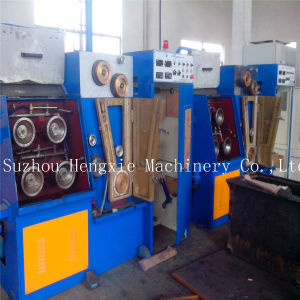 Wire Drawing Machine with Annealing (HXE-24DT) pictures & photos